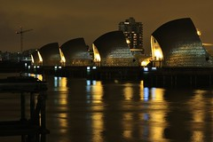 Thames Barrier photo by will668