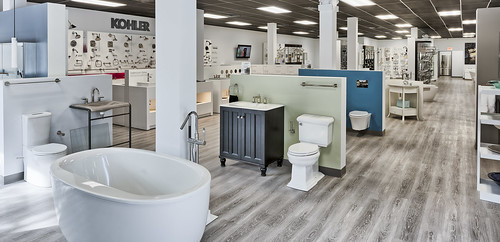 Etonnant Crawford Supply Chicago Bath And Kitchen Showroom