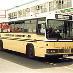 1991 Isuzu LT111P bus