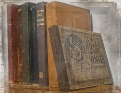 Old Books photo by kjerrellimages (Kevin W. Jerrell)