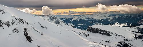 Les Crosets, Suisse, 2013