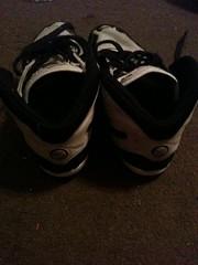 Size 8.5 Nike freaks photo by Pencook126