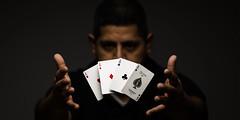 Magic Aces (12/52) photo by DavidMattos