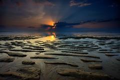 Bali Sunrise, EXPLORED #8 photo by Robert Aycock