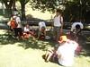 Déjeuner sur l'herbe, JMJ Madrid
