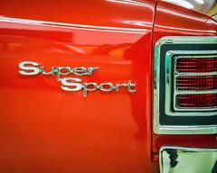 Super Sport photo by Sky Noir