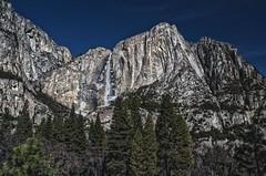 View of Yosemite Falls January photo by rschnaible