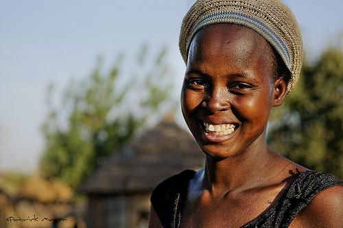 Femme Peul (Burkina Faso February 2013)