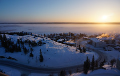 Another Yellowknife Sunrise photo by Ballygrant Boy
