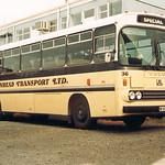 1987 Volvo B6FA semi coach