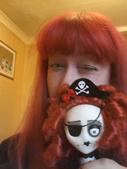 Why are pirates called pirates? Because they arrrr! photo by The Four Marys