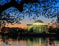 Jefferson Memorial photo by RayLotier (Been So Busy)