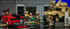 S.B.S in Lego City photo by The Brick Zombie