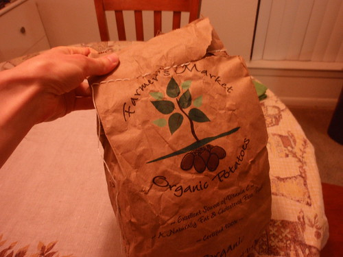 Organic Potato Bag
