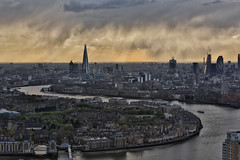 Rain over London photo by paul_clarke