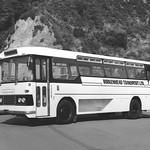 1976 Bedford VAM70 bus
