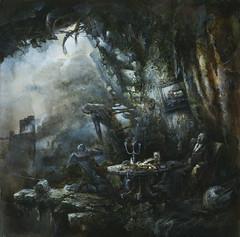 Dandy in the Underworld ( work in progress ) photo by Yaroslav Gerzhedovich