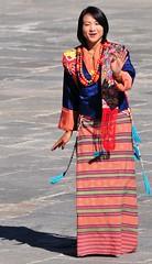 Bhutanese Beauty photo by john a d willis