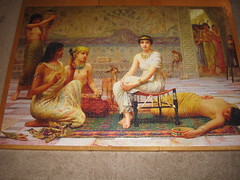 6000 Piece Jigsaw Puzzle-Love's Labours Lost by Educa photo by son2307ic