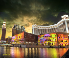 The Venetian Macau photo by Tomasito.!