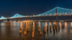 The Bay Lights photo by ShutterOak