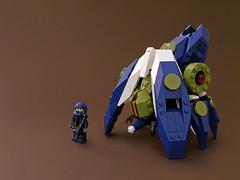 'Koma Chameleon photo by Legohaulic