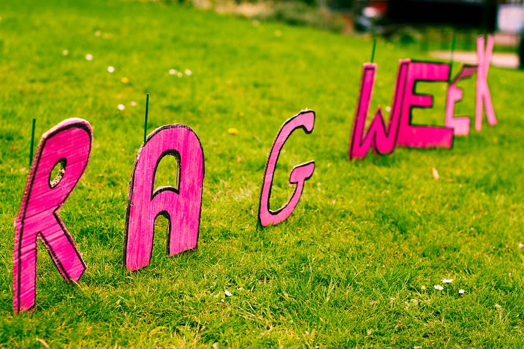 22/30 - Rag Week