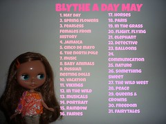 Blythe a Day--May 2013 photo by Bebopgirl1969