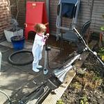 Easter Sunday bike maintenance<br/>31 Mar 2013