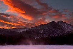 Rocky Mountain Sunrise photo by mclcbooks