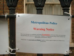 Police Warning Notice