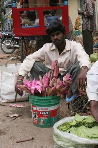 IMG_0187 lily seller, jayanagar 9th block
