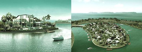 Coral Island @ Sentosa Cove