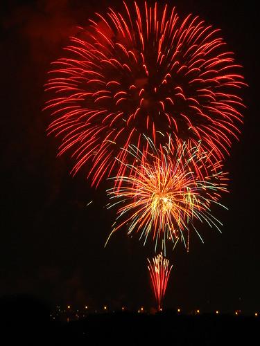 fireworks of Eastern Tokyo 04
