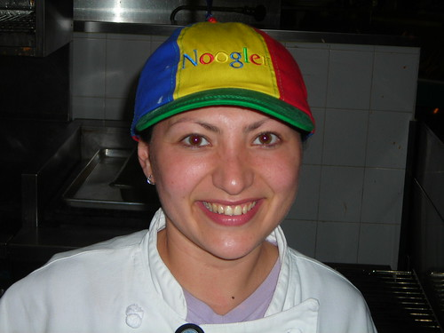 Google Dance Photos and Google Food