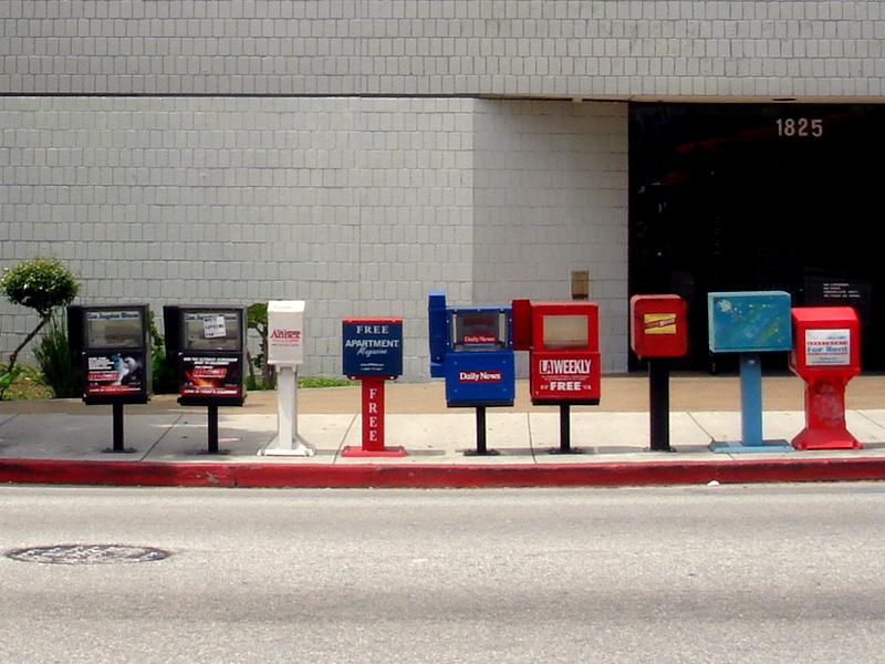 News Dispensers