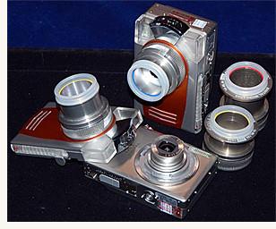 mikroskop für die digicam