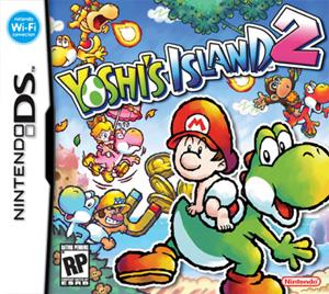 Yoshis Island 2 Boxart