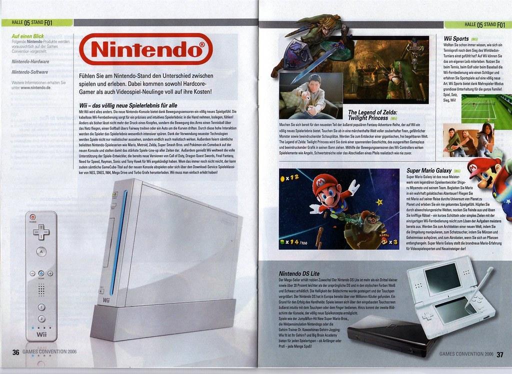 Nintendo scan