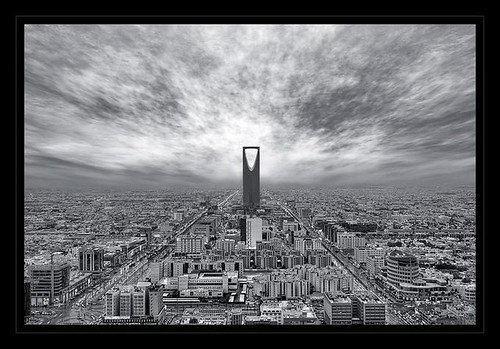 Kingdom Tower by Jens Hartman