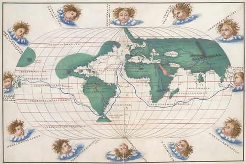 mapamundi de Agnese