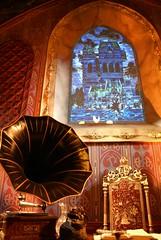 ハイタワー三世の書斎