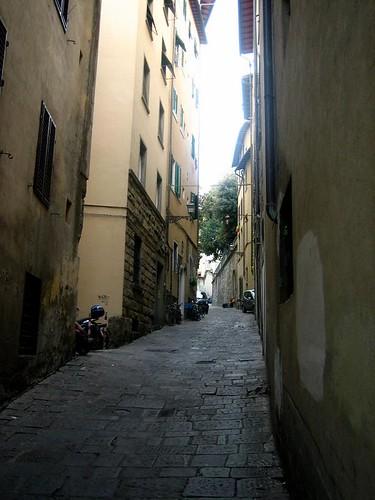 Costa di San Giorgio, Firenze