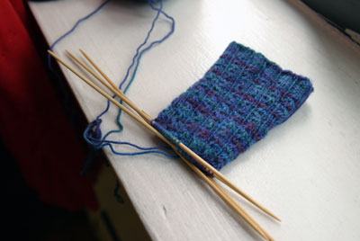 Conwy sock #1