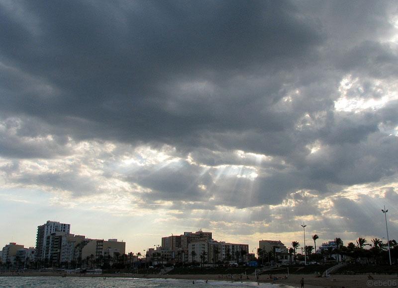 Los raudos llegan al Mediterráneo
