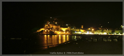 Castle of Tossa de Mar