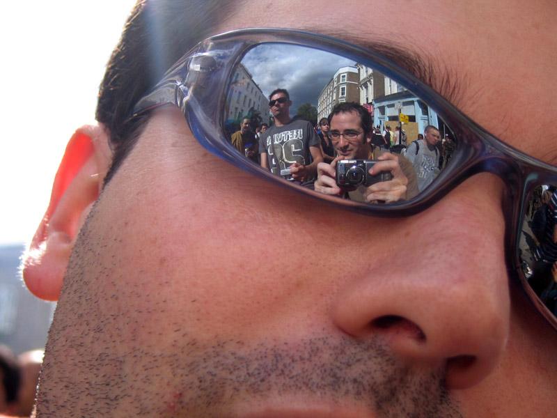 Carnavaleando por Notting Hill. Hacinados (7)