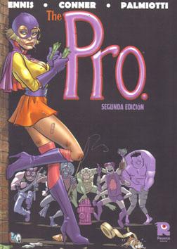 The Pro. Segunda edición.