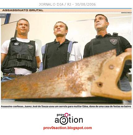 Foto de serra na cadeia