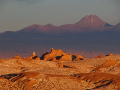 Licancabur e Valle della Luna